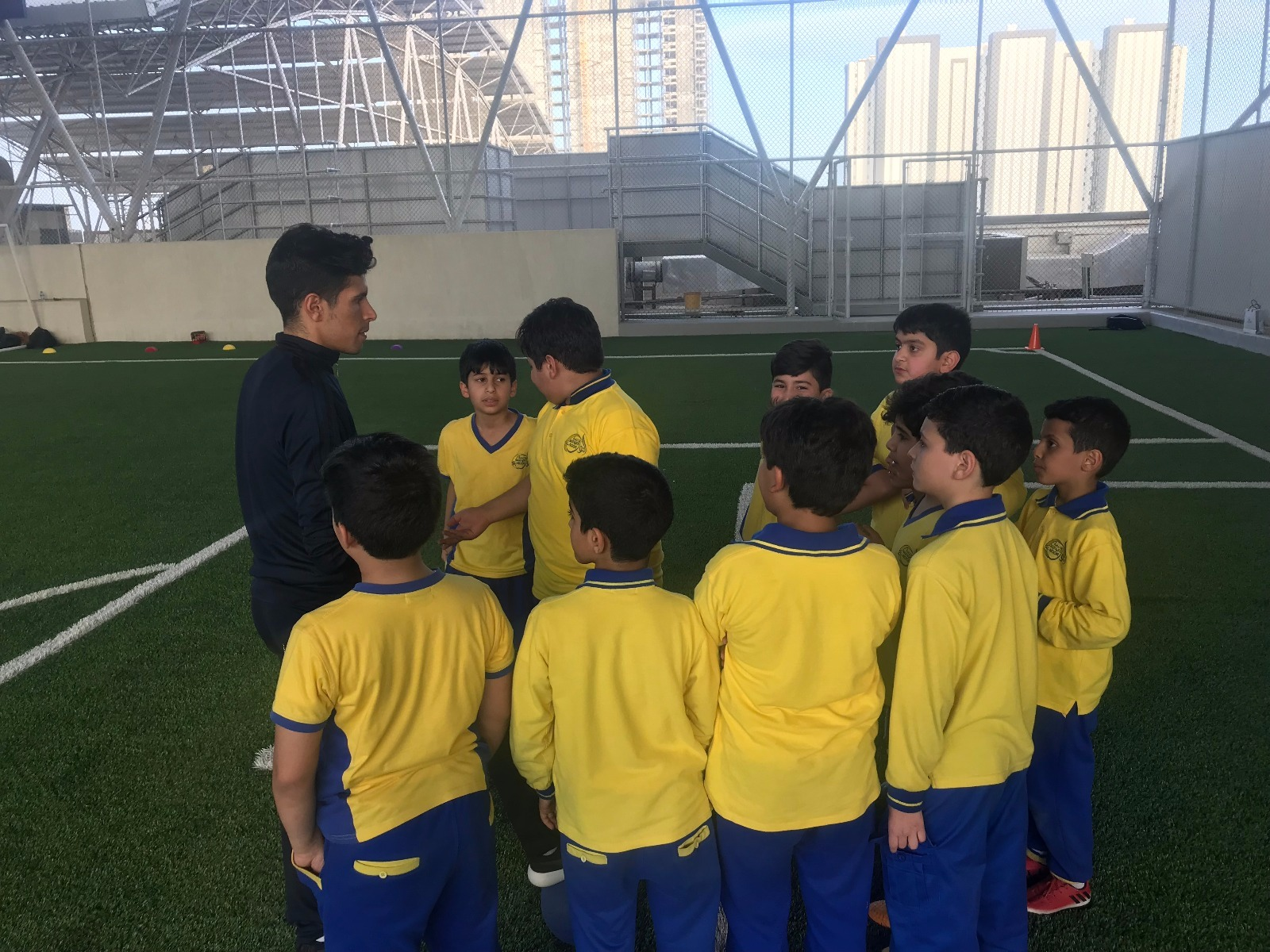 Soccer win for under 10 Al-Noor against AUS 17-0! - Image 3