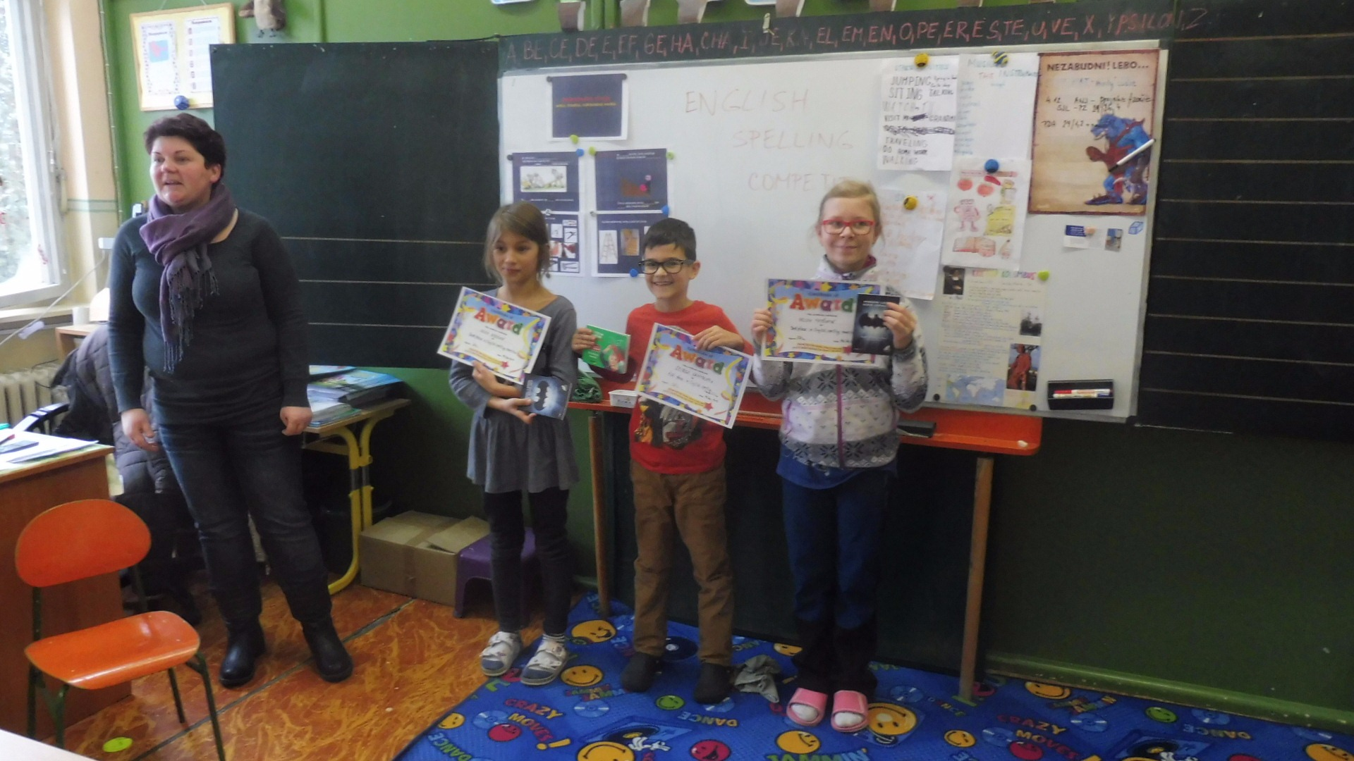 English spelling competition - Obrázok 3