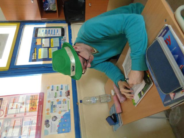 St. Patrick´s Day in Sexta - 1-st group