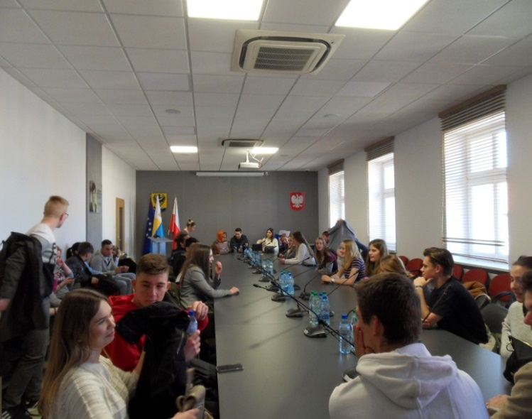"Erasmus+ project ""Integration of Mobile Apps into Education"" Nowa Sól, 31 marca 2019 – 6 kwietnia 2019 - Obrazek 1"
